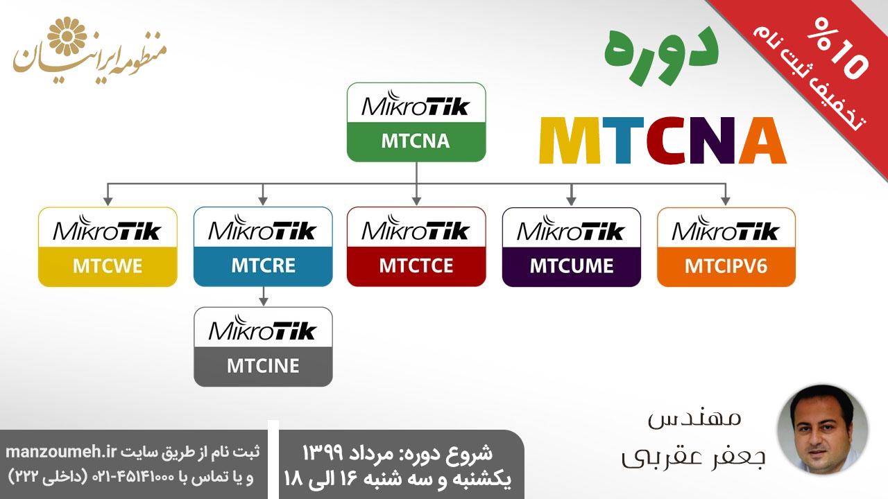 دوره MTCNA