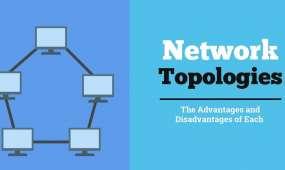انواع توپولوژی های شبکه، ویژگی ها، مزایا و معایب آن ها