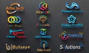 5 نوع لوگو که قبل از طراحی باید بشناسید
